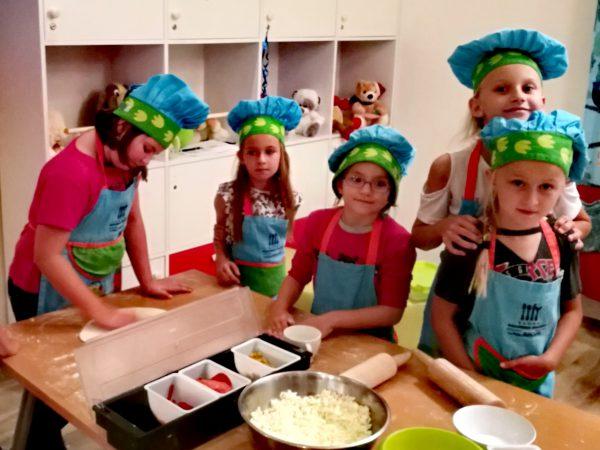 Półkolonia edukacyjno – kulinarna