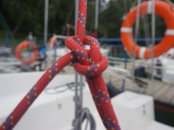 obóz żeglarski Solina 2018