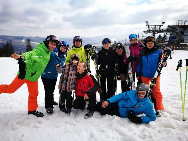 weekendowe wyjazdy narciarskie