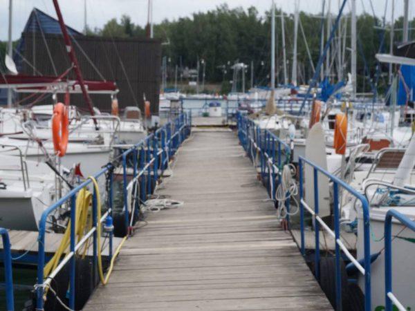 obóz żeglarski solina