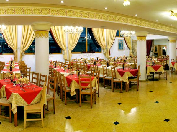 stołówka w Park Hotel Bellavista