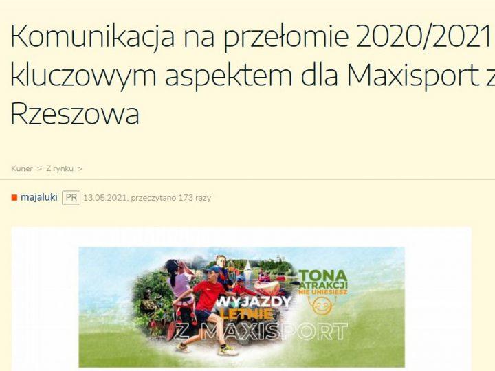 Maxisport Rzeszów na portalu Signs.pl