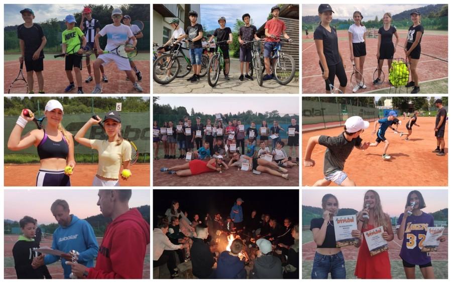Maxisport Rzeszów obóz tenisowy
