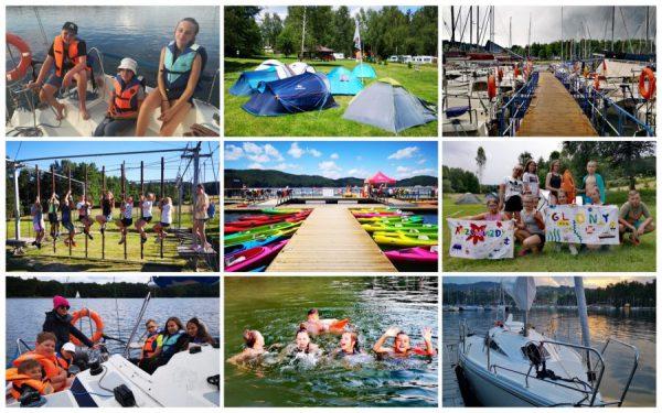 Maxisport Rzeszów obóz żeglarski